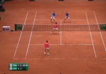 Video del Giorno: Davis Cup. Le migliori cinque giocate della sfida di ieri