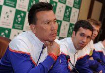 Coppa Davis: Dias Doskarayev lascia anche la squadra maschile. Subentra Schukin
