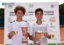 Campionati Italiani Under 16: Arnaboldi e Bosio sono in finale