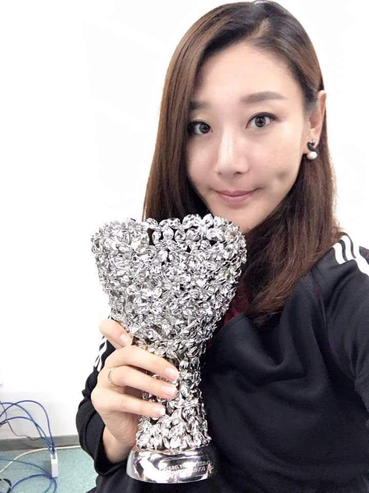 Ying-Ying Duan 27 anni, n.84 WTA