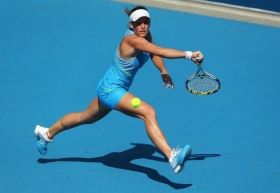 Stéphanie Dubois classe 1986, n.306 WTA