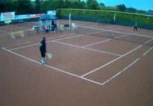 Due tedeschi cercano il record del mondo di durata per una partita di tennis (In diretta e Video)