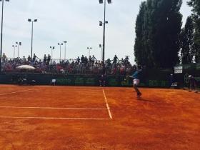Rogerio Dutra Silva, 31enne brasiliano, a Milano è partito dalle qualificazioni