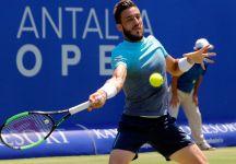 ATP Antalya: Risultati live della finale tra Mannarino e Dzumhur