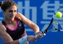 WTA Shenzen: Amara sconfitta per Sara Errani. L'azzurra manca due match point e viene eliminata da Vania King