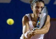 WTA Stoccarda: Notte fonda per Sara Errani eliminata al secondo turno