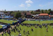 Dal prossimo anno Eastbourne saluta il circuito ATP. Bentornato al torneo di Nottingham