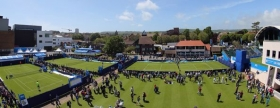 Il torneo ATP di <strong>Eastbourne</strong> a partire dal prossimo anno si sposterà a Nottingham.