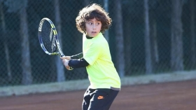 Il giovane classe 2006 Fadi Bidan, proveniente dalla Siria