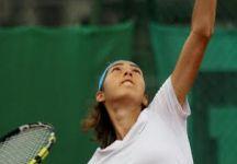 ITF Rovereto: Avanza Sara Eccel. La pioggia annulla i match del pomeriggio