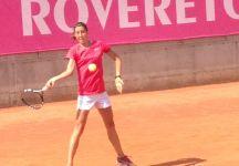 ITF Mestre: Resoconto Secondo Turno di Quali. Sara Eccel accede al turno finale