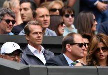 """La vittoria di Roger Federer a Wimbledon: Stefan Edberg """"Ai miei occhi, Roger è il più grande"""". Tomm Haas """" Per il resto della sua vita gli potrò dire che quando ha vinto l'ottavo Wimbledon, io l'ho battuto"""""""