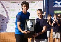 Si è concluso il torneo di Torino. Vittoria di Gastao Elias