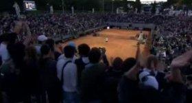L'epico incontro di Andreas Seppi al Foro Italico