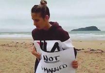 Marina Erakovic annuncia il ritiro (VIDEO)