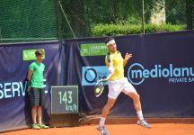 Challenger Vicenza: Amarezza Eremin. Finale tra Riba e Andreozzi
