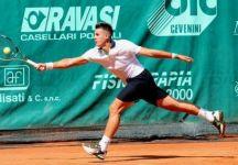 Italia F27 – Santa Margherita di Pula: Risultati Completi Secondo Turno. Cinque azzurri ai quarti di finale