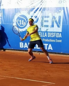 Edoardo Eremin classe 1993, n.377 ATP