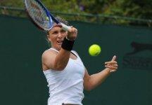 Wimbledon: Sara Errani sconfitta al secondo turno da Kateryna Bondarenko, ex top 30