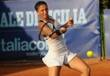 WTA Bastad: Per un problema alla spalla Sara Errani dà forfait