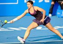 WTA Shenzhen: Livescore dettagliato Errani vs King