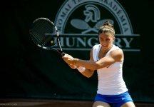 WTA Budapest: Nuovo successo per Sara Errani. Battuta la Vesnina dopo aver annullato due set point nel primo set. Terza vittoria nel 2012. Da lunedì l'azzurra sarà al n.24 del mondo