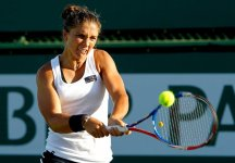 WTA Carlsbad: Amara sconfitta per Sara Errani. L'azzurra manca due palle match e viene eliminata dalla Peng