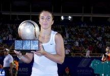 WTA Acapulco: E' Sara Errani la regina. Battuta in finale Flavia Pennetta. Terzo titolo in carriera nel circuito WTA. La Errani vince anche in doppio in coppia con Roberta Vinci