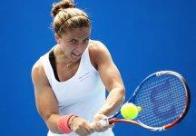 WTA Hobart: Roberta Vinci e Sara Errani si arrendono ai quarti. Out al secondo turno la Brianti