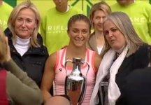 Video del Giorno: Il bellissimo successo di Sara Errani nel torneo di Barcellona (Compresa la premiazione)