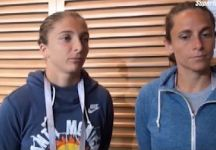 Video – Roland Garros: Tanta delusione per Sara Errani e Roberta Vinci
