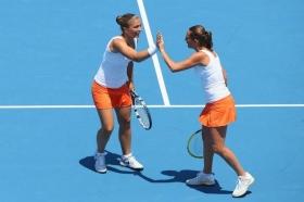 Sara Errani vs Roberta Vinci. Questa notte si sfideranno al torneo di Sydney
