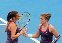 WTA Sydney: Doppio. Sara Errani e Roberta Vinci sconfitte in finale