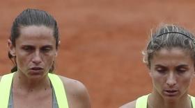 Sara Errani e Roberta Vinci finaliste al Roland Garros di doppio