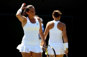 Sara Errani e Roberta Vinci in semifinale a Wimbledon