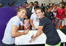 WTA Fan Favorite Awards: I Vincitori. Sara Errani e Roberta Vinci coppia n.1 anche tra i fan