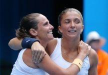 WTA Parigi: Doppio. Errani-Vinci annientano Hlavackova/Huber e conquistano il torneo