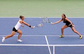 Sara Errani e Roberta Vinci in finale nell'Australian Open di doppio