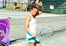 WTA Charleston: Sara Errani troppo remissiva viene battuta da Lucie Hradecka, n.110 del mondo