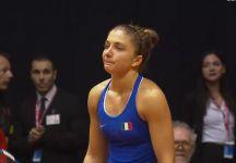 Fed Cup – World Group 2 – Primo Turno: Italia vs Slovacchia 1-2. Daniela Hantuchova domina una Sara Errani non al meglio che scoppia in lacrime