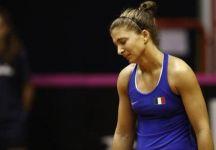 """Fed Cup – Parla Sara Errani: """"il dolore era troppo forte e non riuscivo proprio a correre lateralmente. Ho probabilmente aggravato l'infortunio, e mi viene da pensare di essere stata un'idiota"""""""