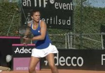 Fed Cup: Italia b. China Taipei 3 a 0. Sara Errani vince e regala all'Italia il World Group?