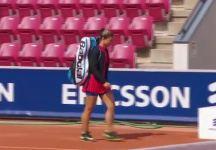 WTA Bastad: Sara Errani prende una stesa da Caroline Garcia