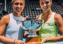 WTA Auckland: Doppio. Arriva il 27 esimo successo in carriera per Sara Errani