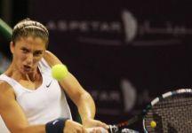 WTA Dubai: La Errani gioca un discreto match contro Petra Kvitova. Alla fine la ceca si aggiudica il 10mo torneo in carriera (VIDEO)