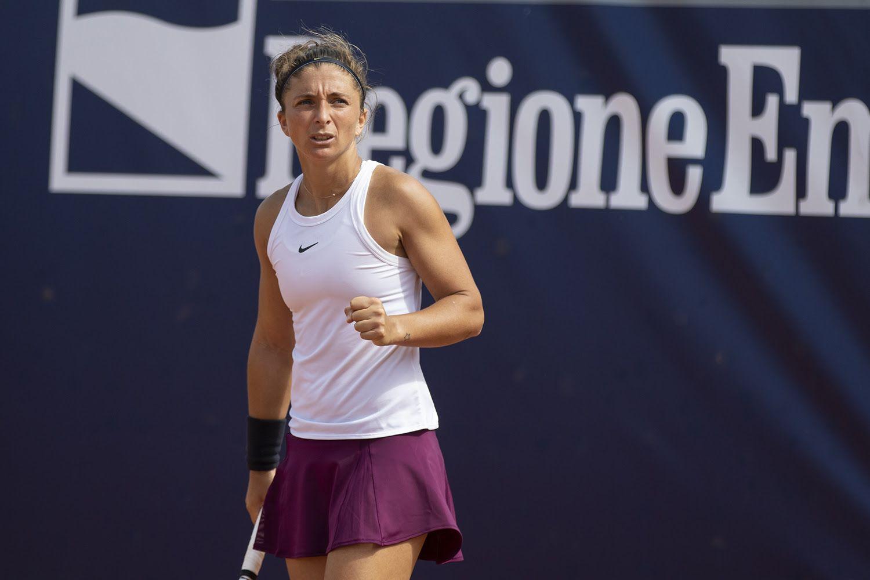 Sara Errani - Foto Marta Magni/MEF Tennis Events