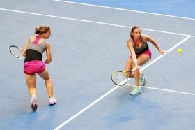 Sara Errani e Roberta Vinci hanno vinto l'Australian Open di doppio quest'anno