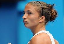 WTA Brisbane: Sara Errani si arrende dopo oltre due ore di gioco alla Hantuchova. Stop al secondo turno
