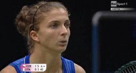 Sara Errani, classe 1987, n. 28 della classifica mondiale.