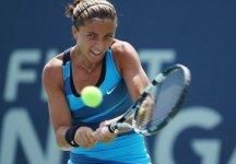 WTA New Haven: Sara Errani sconfitta da Petra Kvitova in due set. L'azzurra esce di scena in semifinale